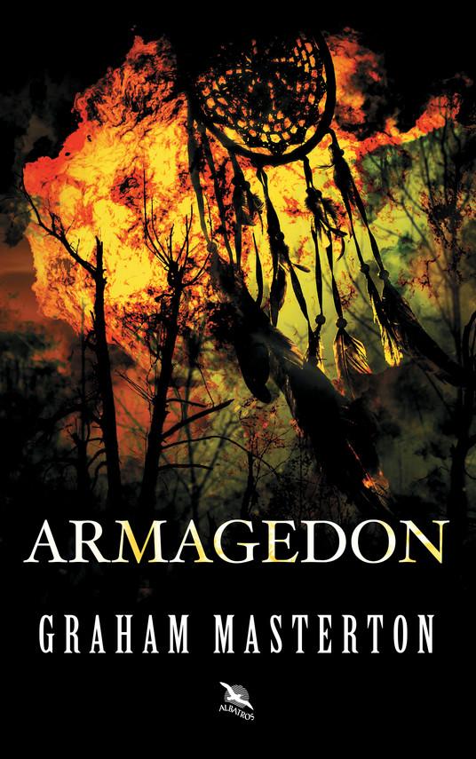 okładka ARMAGEDONebook | epub, mobi | Graham Masterton