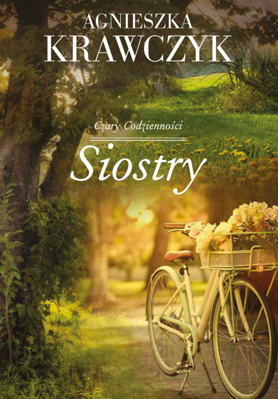okładka Siostry, Ebook | Agnieszka Krawczyk