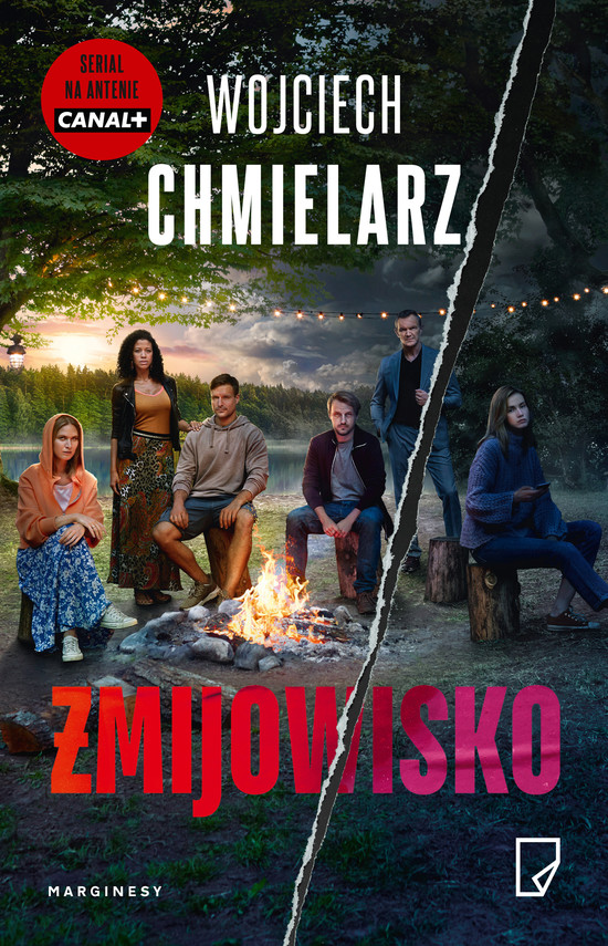 okładka Żmijowiskoebook | epub, mobi | Wojciech Chmielarz