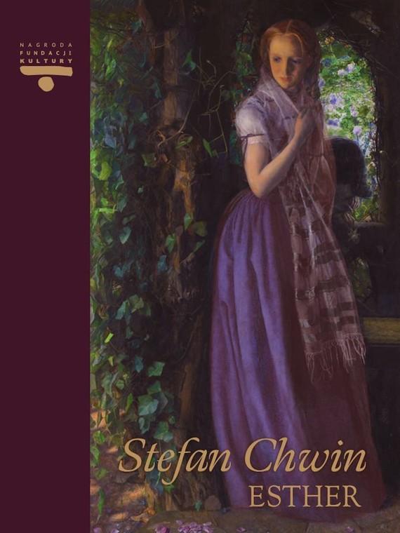 okładka Esther, Ebook   Chwin Stefan