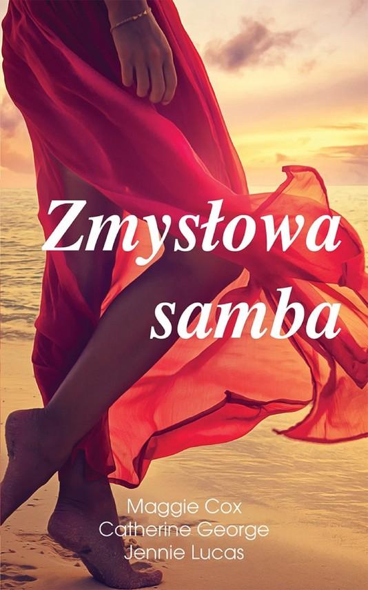 okładka Zmysłowa sambaebook | epub, mobi | Catherine George, Jennie Lucas, Maggie Cox