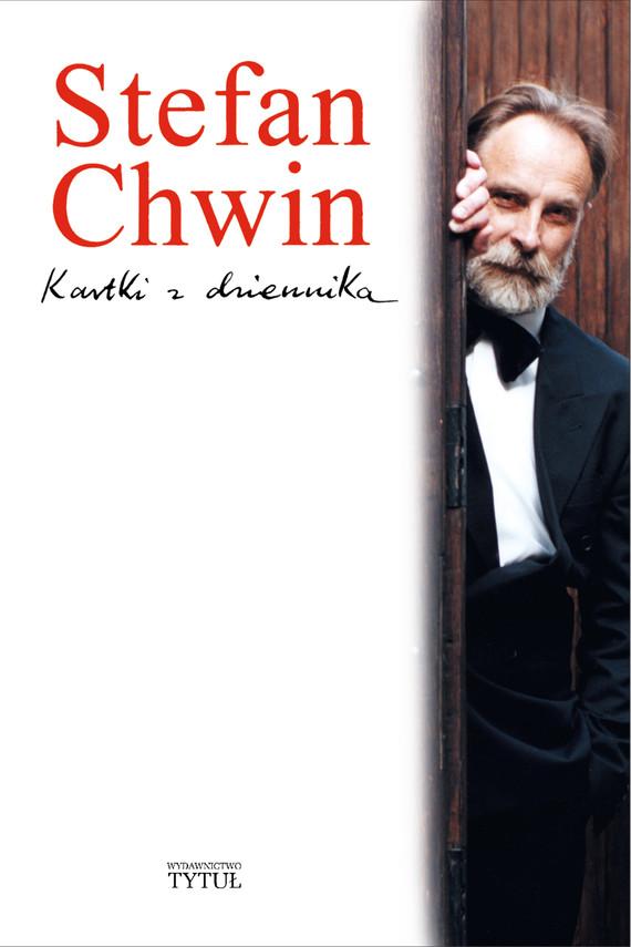 okładka Kartki z dziennika, Ebook   Chwin Stefan