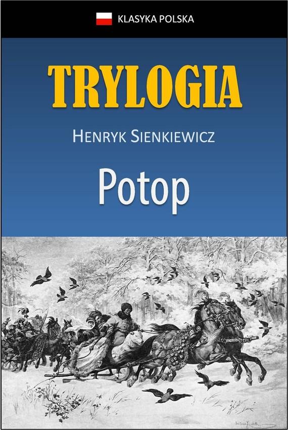 okładka Potopebook | epub, mobi | Henryk Sienkiewicz