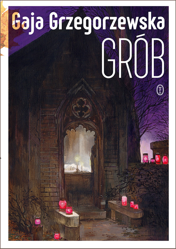 okładka Gróbebook   epub, mobi   Gaja Grzegorzewska