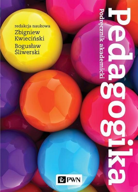 okładka Pedagogikaebook | epub, mobi | Zbigniew Kwieciński, Bogusław Śliwerski