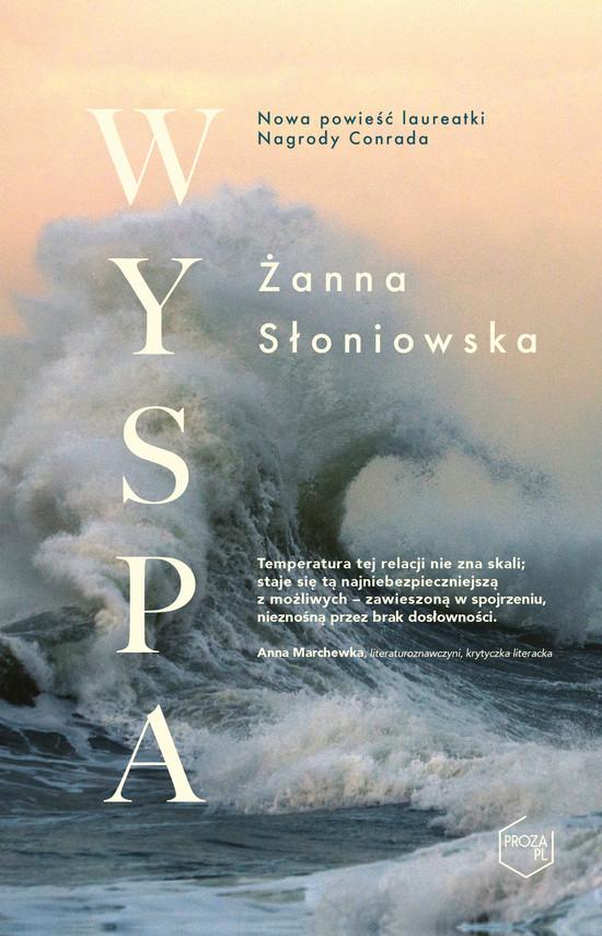 okładka Wyspa, Ebook | Żanna Słoniowska