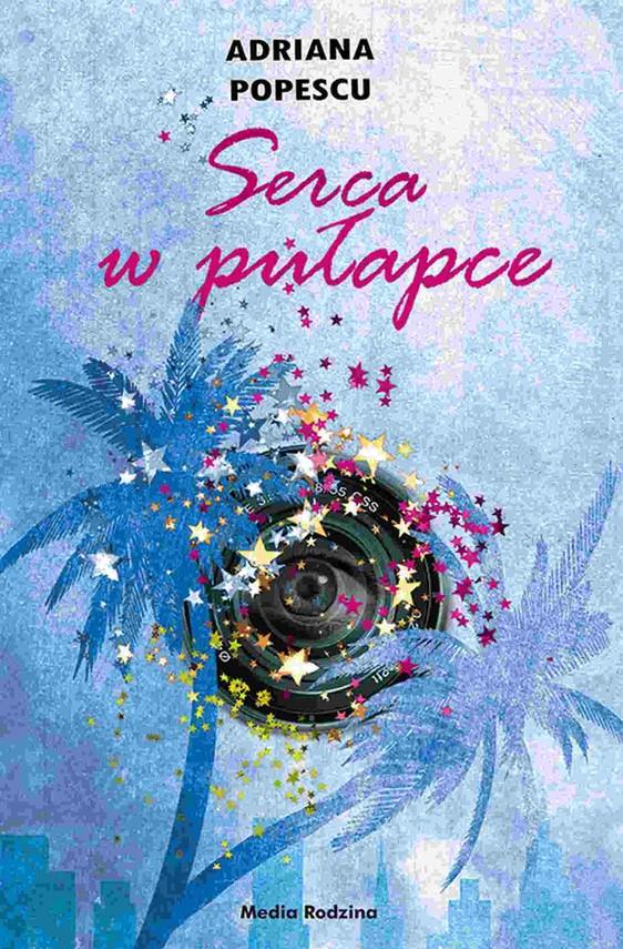 okładka Serca w pułapceebook | epub, mobi | Adriana Popescu