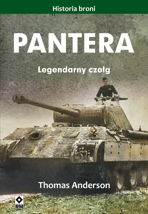 okładka Pantera, Ebook   Thomas Anderson