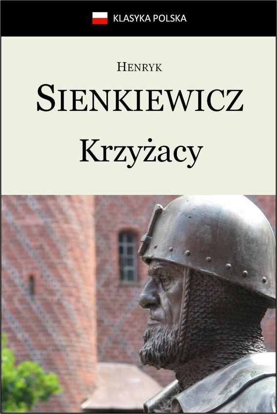 okładka Krzyżacy, Ebook   Henryk Sienkiewicz
