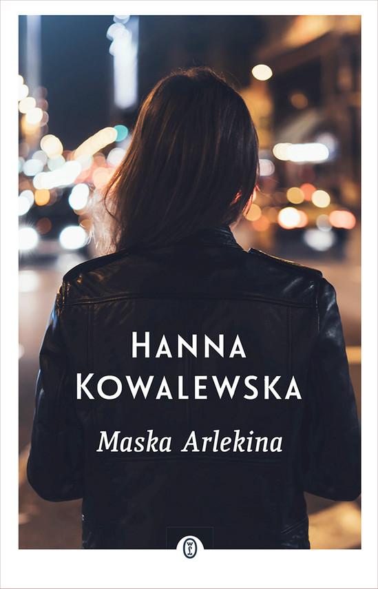 okładka Maska Arlekinaebook | epub, mobi | Hanna Kowalewska