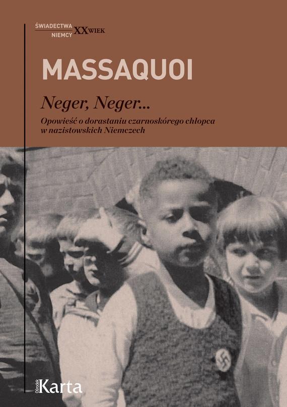 okładka Neger, Neger..., Ebook   Hans-Jürgen Massaquoi
