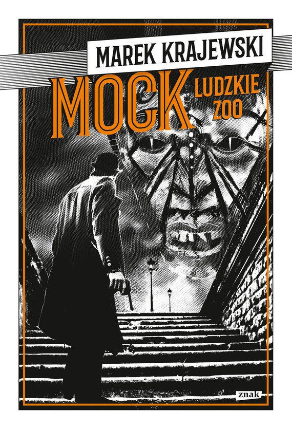okładka MOCK. Ludzkie zoo, Ebook | Marek Krajewski