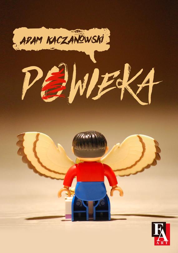 okładka Powieka, Ebook | Adam Kaczanowski
