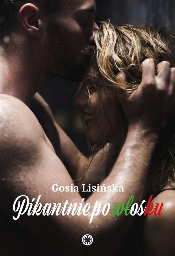okładka Pikantnie po włosku, Ebook   Małgorzata Lisińska