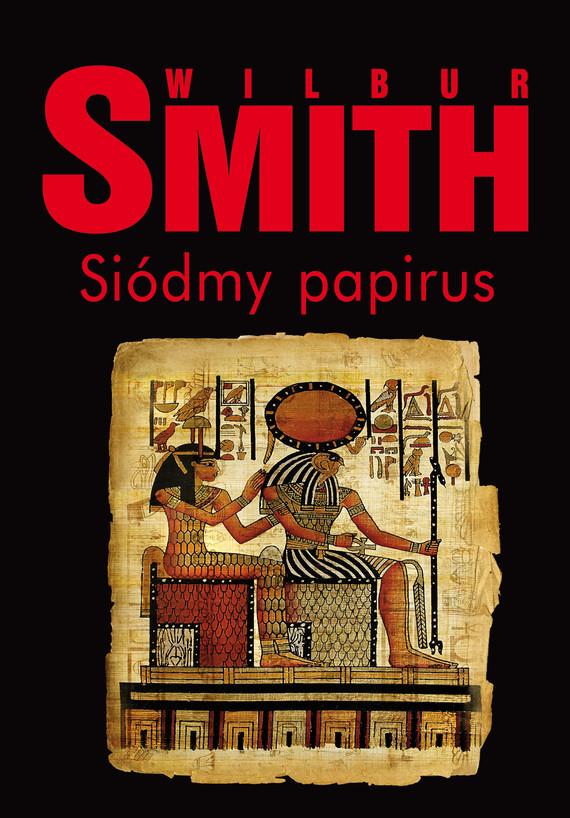 okładka Siódmy papirus, Ebook   Wilbur Smith