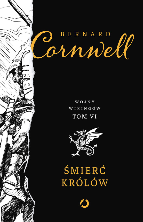 okładka Śmierć królówebook | epub, mobi | Bernard Cornwell