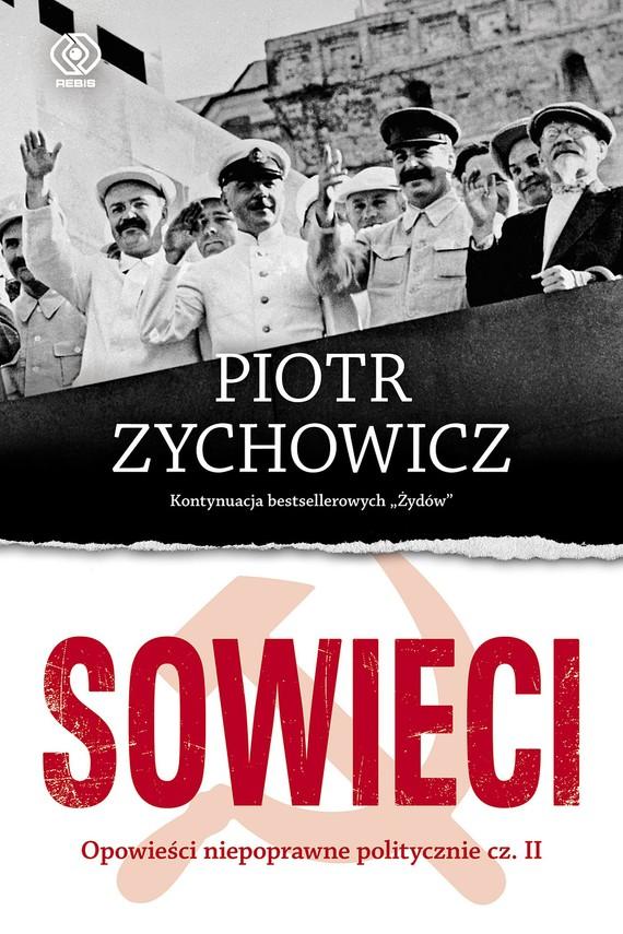 okładka Sowieciebook | epub, mobi | Piotr Zychowicz