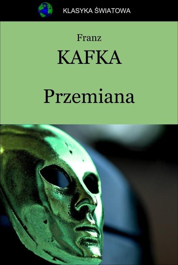 okładka Przemiana, Ebook | Franz Kafka
