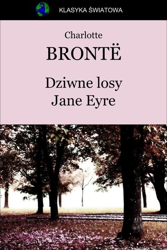 okładka Dziwne losy Jane Eyreebook   epub, mobi   Charlotte Bronte