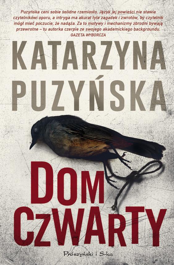 okładka Dom czwartyebook | epub, mobi | Katarzyna Puzyńska