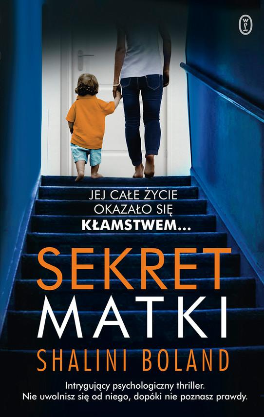 okładka Sekret matki, Ebook | Shalini Boland