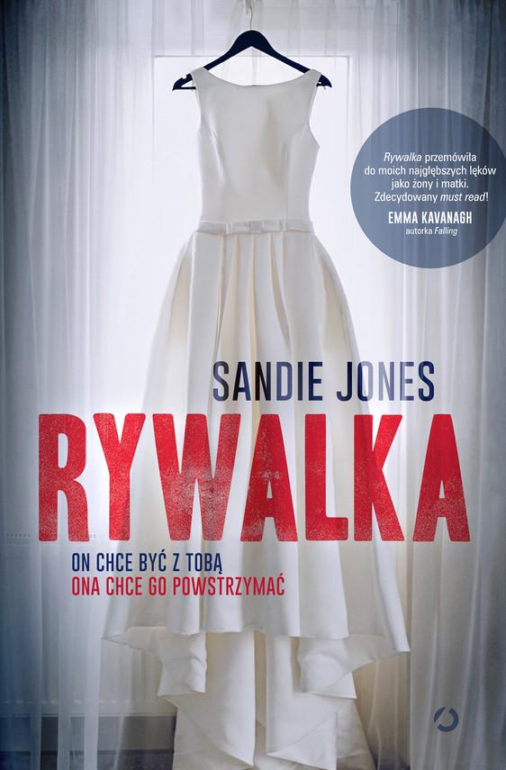 okładka Rywalka, Ebook | Jones Sandie