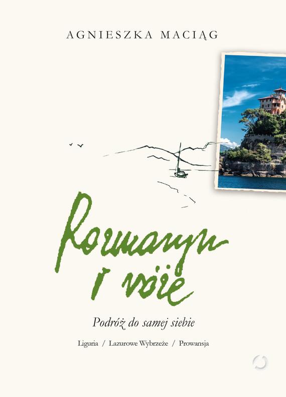 okładka Rozmaryn i róże, Ebook | Agnieszka Maciąg