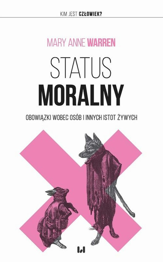okładka Status moralnyebook | epub, mobi | Mary Anne Warren