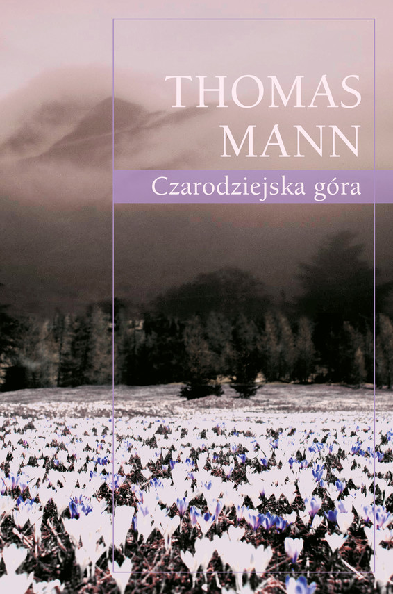 okładka Czarodziejska góraebook | epub, mobi | Thomas Mann