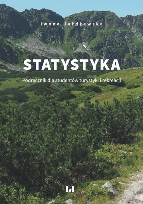 okładka Statystyka, Ebook | Iwona Jażdżewska