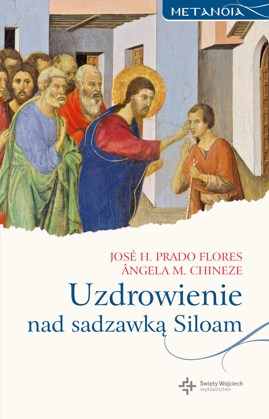 okładka Uzdrowienie nad sadzawką Siloam, Ebook | Jose H. Prado Flores