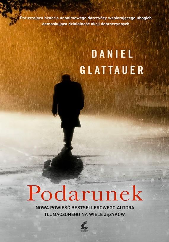 okładka Podarunek, Ebook | Daniel Glattauer