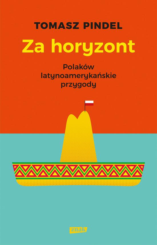 okładka Za horyzontebook   epub, mobi   Tomasz Pindel