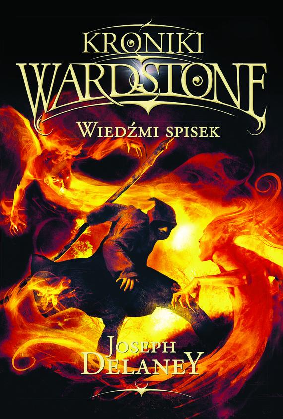 okładka Kroniki Wardstone 4. Wiedźmi spisek, Ebook   Joseph Delaney