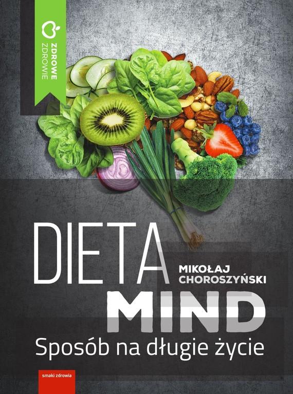 okładka Dieta MIND, Ebook   Choroszyński Mikołaj