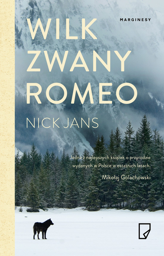 okładka Wilk zwany Romeoebook | epub, mobi | Nick  Jans