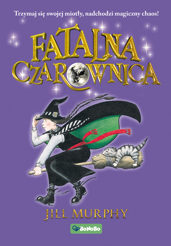 okładka Fatalna czarownica, Ebook | Jill Murphy