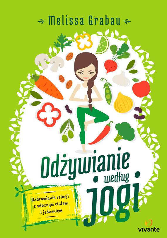 okładka Odżywianie według jogiebook | epub, mobi | Melissa Grabau