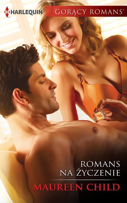 okładka Romans na życzenieebook | epub, mobi | Maureen Child