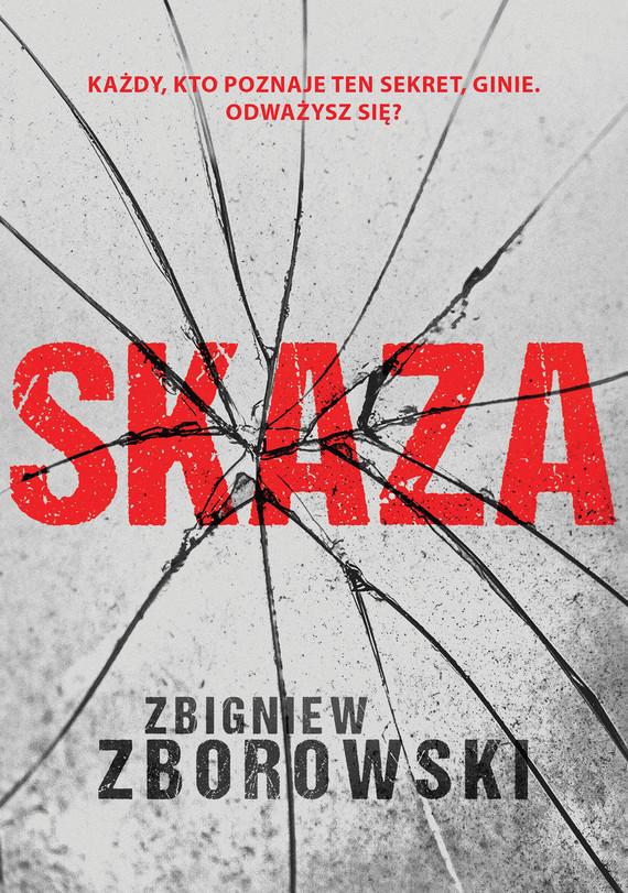 okładka Skazaebook | epub, mobi | Zbigniew Zborowski