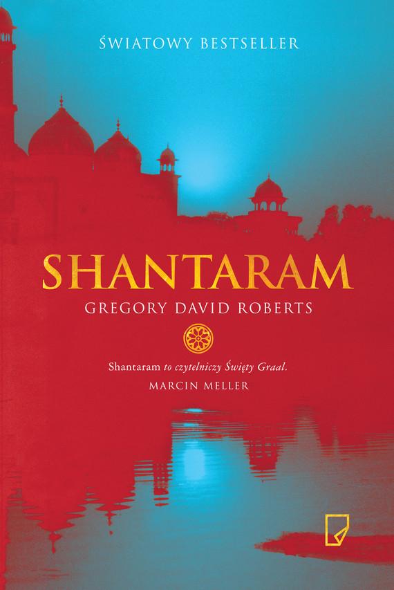 okładka Shantaramebook | epub, mobi | Gregory David Roberts