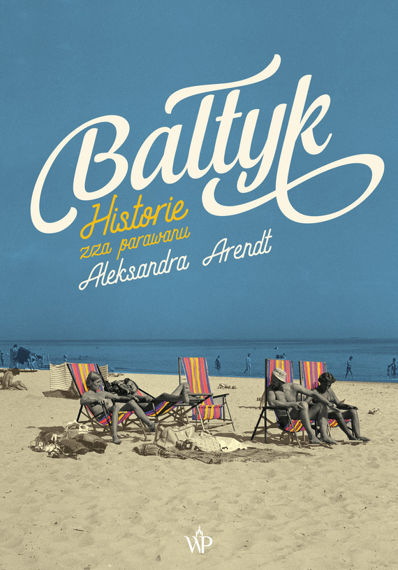 okładka Bałtyk, Ebook | Arendt Aleksandra