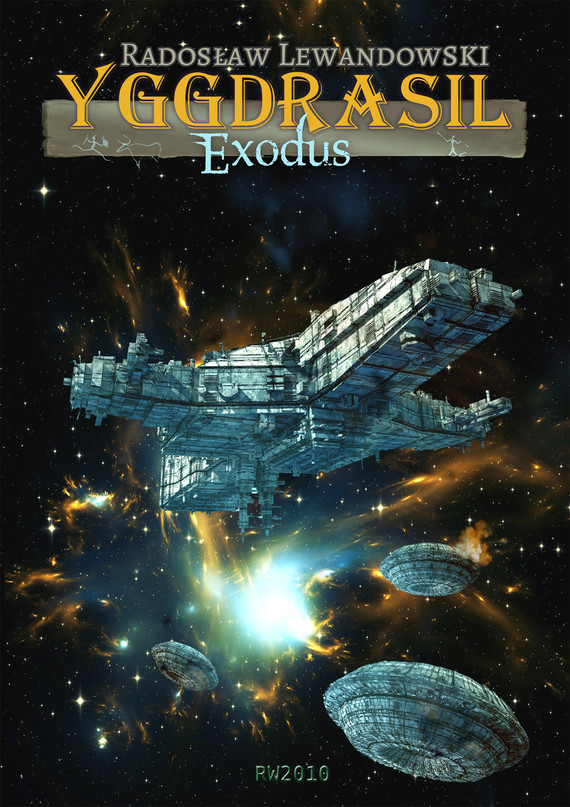 okładka Yggdrasil. Exodus, Ebook | Radosław Lewandowski