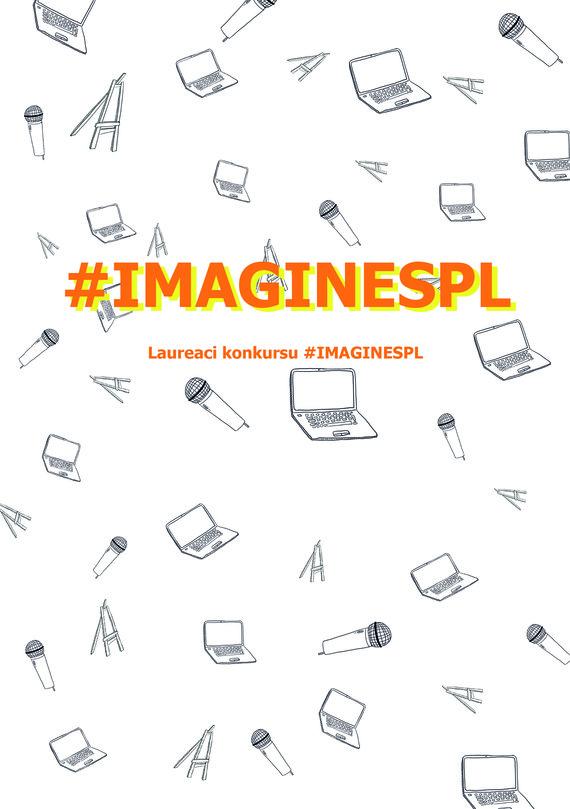 okładka #ImaginesPL, Ebook   autor zbiorowy