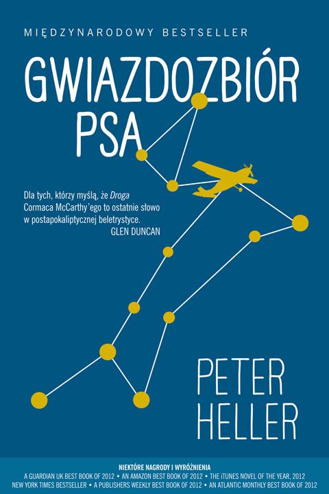 okładka Gwiazdozbiór psaebook   epub, mobi   Peter Heller