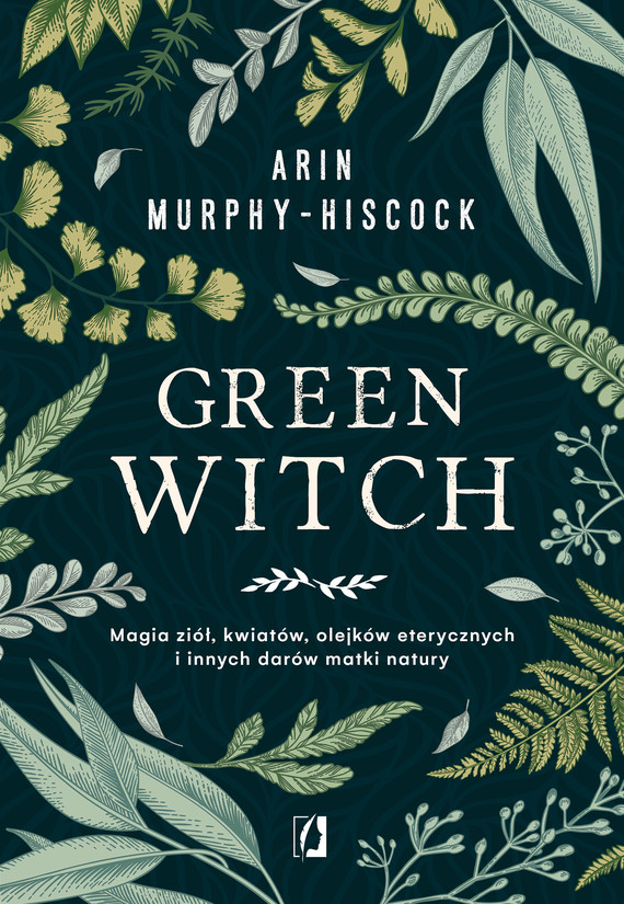 okładka Green Witchebook | epub, mobi | Arin Murphy-Hiscock