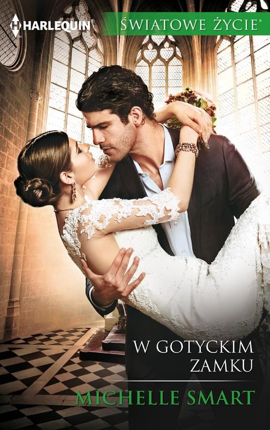 okładka W gotyckim zamku, Ebook | Michelle Smart