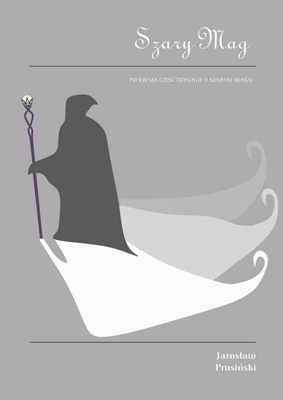 okładka Szary mag, Ebook | Jarosław Prusiński