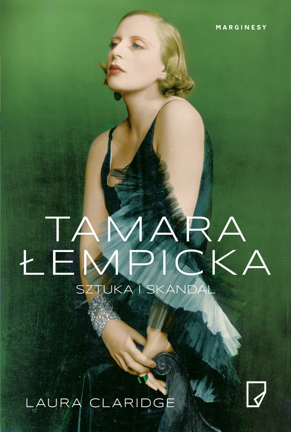 okładka Tamara Łempickaebook | epub, mobi | Claridge Laura