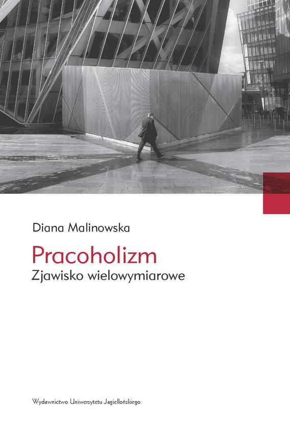 okładka Pracoholizm, Ebook | Diana Malinowska